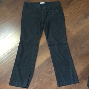 Women's dress pants banana republic size 14p